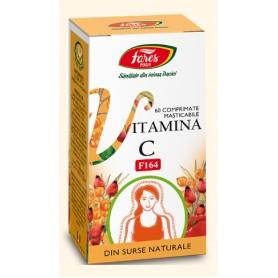 Vitamina C naturală 60 capsule