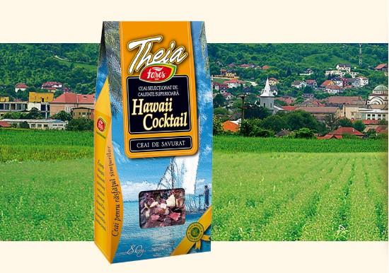 theia, hawaii cocktail, ceai la pungă