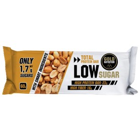 PROTEIN BAR LOW SUGAR ALUNE, 60gr - GOLDNUTRITION
