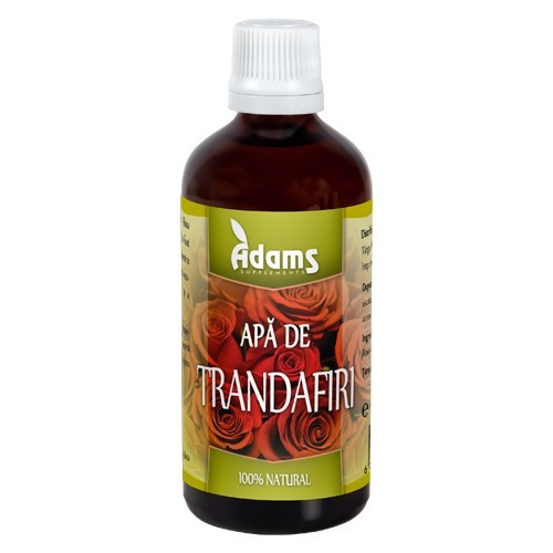 Apa de Trandafir 100ml - ADAMS