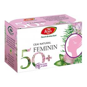 FEMININ 50+, 20 PLICULETE CU SNUR