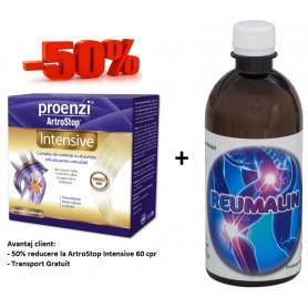 Reumalin + Proenzi ArtroStop Intensive - 60 cpr