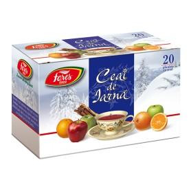 Ceai de Iarna, 20 pliculeţe cu şnur