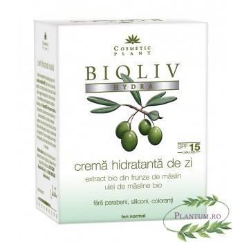 Crema Hidratanta de Zi, 50ml, Bioliv