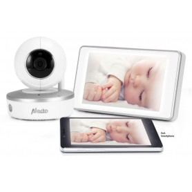 MONITOR BABY TOUCHSCREEN, 7LCD, CAMERA CU APP GRATIS HOME &TRAVEL