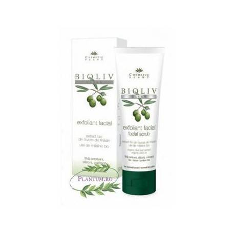 EXFOLIANT FACIAL 50ML BIOLIV