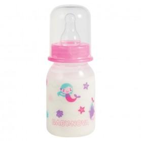Biberon PP décor fara BPA 125 ml