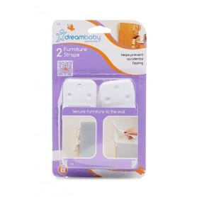 Dreambaby-Benzi de siguranta pt.mobilier setx2