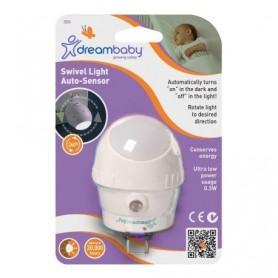 Dreambaby-Lampa rotativa cu led si senzor