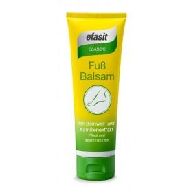 Efasit balsam hidratant pt.picioare 75 ml
