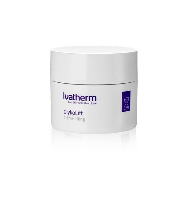 Crema cu Efect de Lifting Glykolift Ivatherm - 50 ML