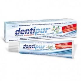 Dentipur Premium-Crema Super-Adeziva Cu Musetel Si Salvie 40G