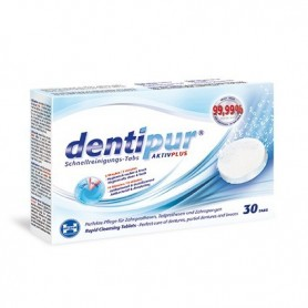 Dentipur Activ Plus 30Tbl