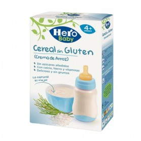Hero Baby Natur Crema De Orez 300G,+4
