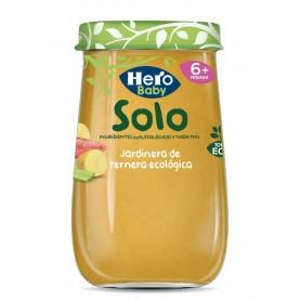 Hero Baby Solo Legume Si Vitel 190G Eco +6