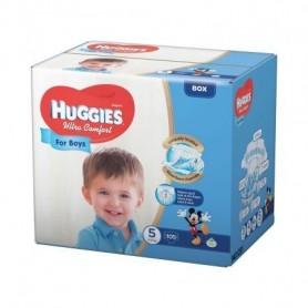 Huggies Ultra Confort Boy 5 (105) 12-22Kg