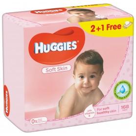 Huggies Soft Trio 56X3