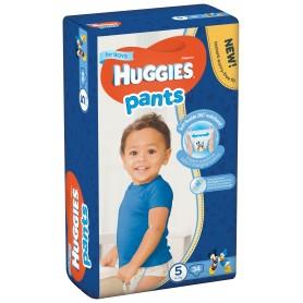 Huggies Pants Nr.5 Boy 34Bc 12-17Kg