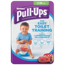 Huggies Pull - Ups Boy - Chilotei Tranzitie Copii M/5 (11-18Kg)