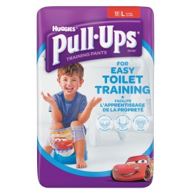 Huggies Pull - Ups Boy - Chilotei Tranzitie Copii L/6 (16-23Kg)