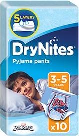 huggies drynites boy 3-5 ani (16-23kg)- chilotei de noapte