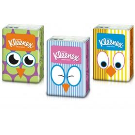 Kleenex Kids Collection Mini -Batiste Igienice 8 -4Str
