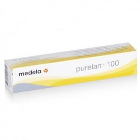 Purelan 100 Unguent Hipoalergenic 7G, Lanolina Pura,Pt Calmarea Mameloanelor