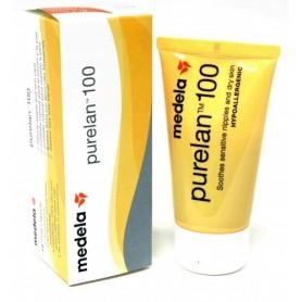 Purelan 100 Unguent Hipoalergenic 37G, Lanolina Pura,Pt Calmarea Mameloanelor
