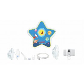 Nebulizator Cu Compresor Pentru Uz Pediatric