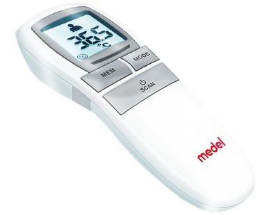 termometru de frunte cu infrarosu