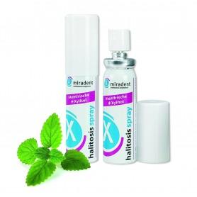 Miradent-Halitosis Spray Cu Xylitol 15Ml