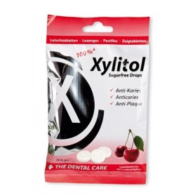 Xylitol Sugar Free Drops Anticarie Cirese 60G