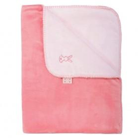 Paturica Supersoft 75X100Cm (Light Pink - Coral)