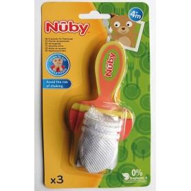 Nuby Nibbler- Set 3 Plase De Rezerva