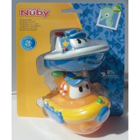 Nuby -Flota De Barcute Moi +6