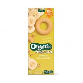 Finger-Biscuiti bebelusi - Banane ,10+, eco