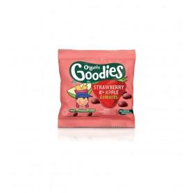 Goodies Gummies - jeleuri de Mere si Capsuni,12+, eco