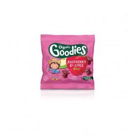 Goodies - jeleuri Vacute din mere si zmeura,12+, eco
