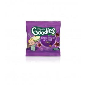 Goodies - jeleuri Stelute din mere si coacaze,12+, eco