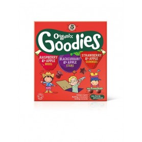 Goodies Gummies - mix jeleuri,12+ eco, eco