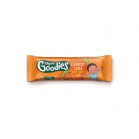 Goodies-Batoane din cereale-morcov,mere 30g ,12+, eco