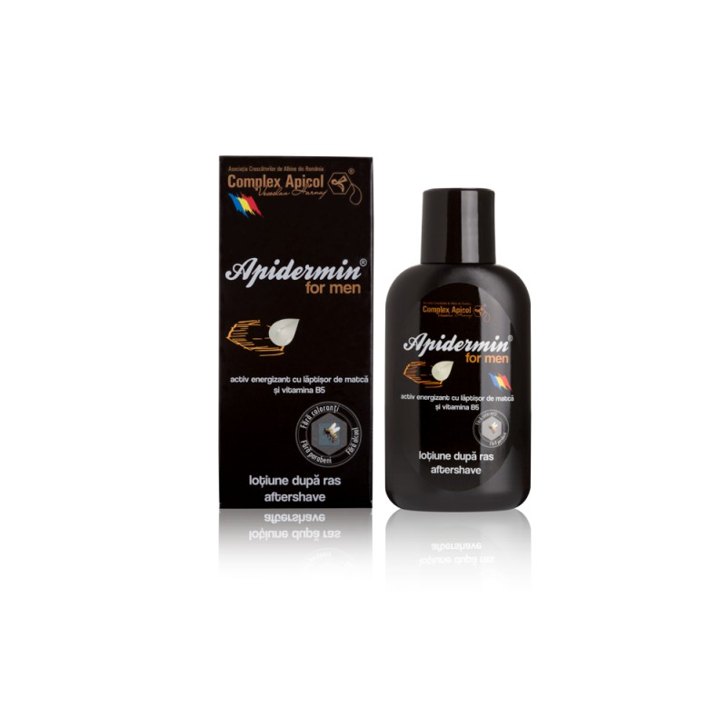 apidermin for men - after shave lotiune