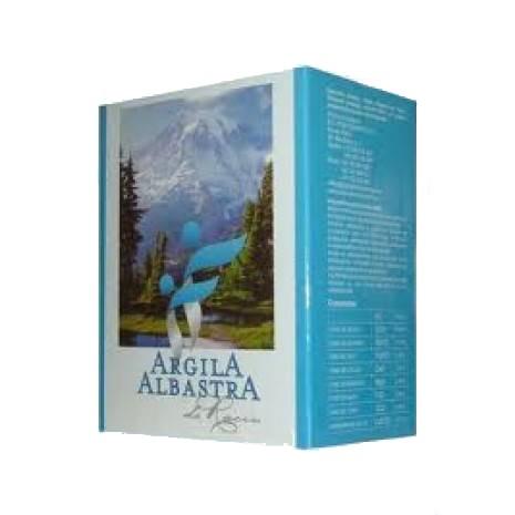 ARGILA ALBASTRA DE RACIU GRANULE 500Gr