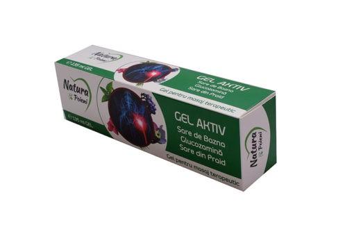 gel aktiv sare de bazna - 135 ml