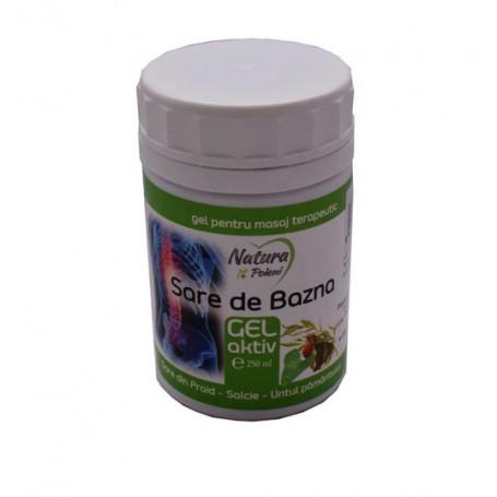 Gel Aktiv Sare De Bazna - 250 ML