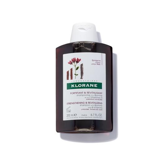 Sampon Quinina + Vitamina B6 - 200 ML Klorane