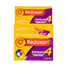 Redoxon Inmuno4 Granule - 14 Plicuri