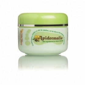 Apidermaliv - Crema De Calcaie Cu Ulei De Masline, Unt De Shea Si Propolis