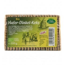 Biscuiti Bio cu Ovaz Gesundkost - 200 g