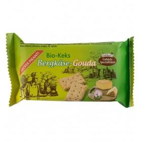 Biscuiti Bio cu Branza de Munte Gouda Gesundkost - 100 g